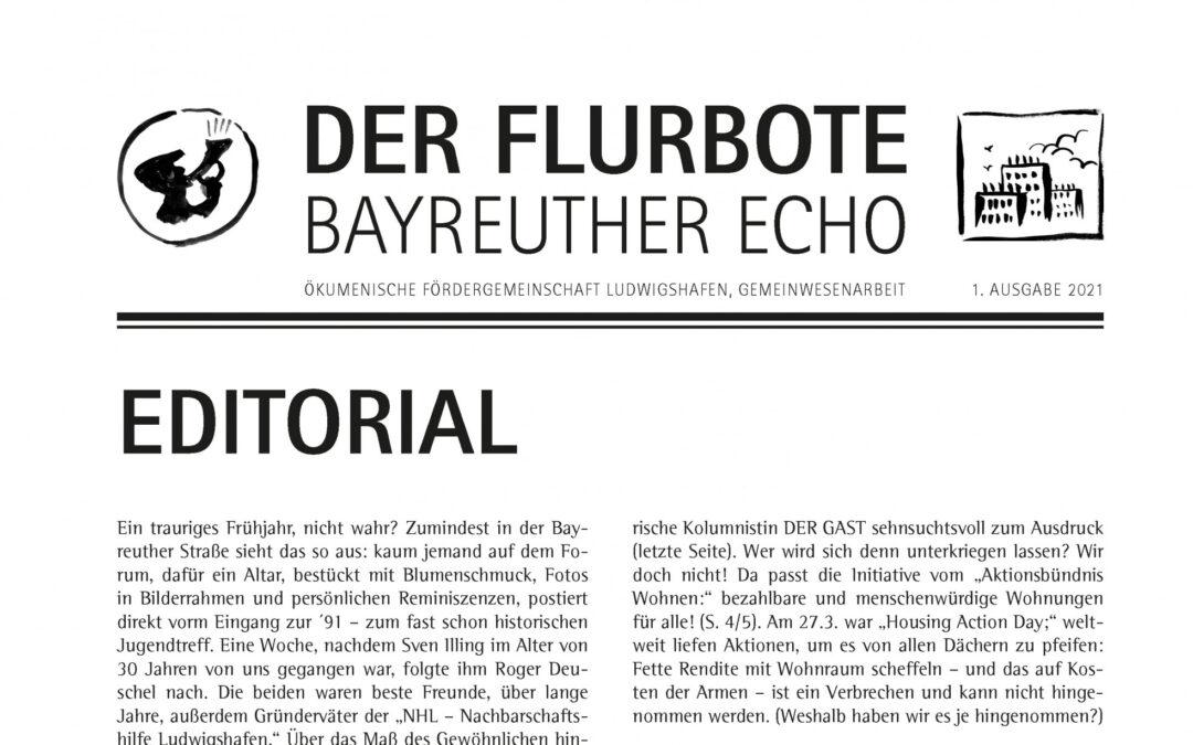 Der Flurbote / Bayreuther Echo